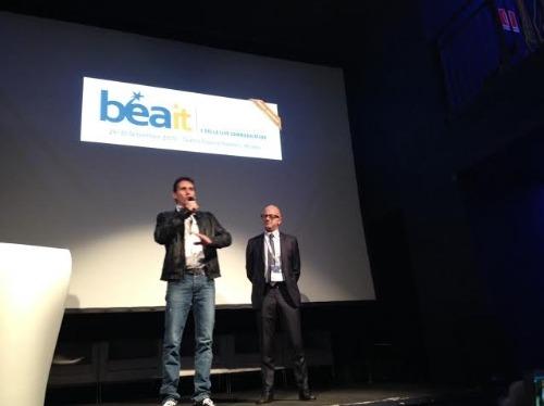 """Igor Cassina ospite al Bea Festival: """"Chi non si forma, si ferma"""""""