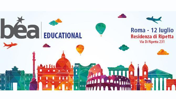 Bea Educational, il 12 luglio a Roma torna l'appuntamento di ADC Group con la community degli eventi e della live communication