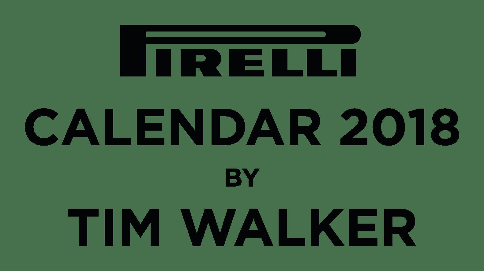 Pirelli The Cal 2018