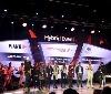 Videografica 2D e 3D 'on air' alla cerimonia del Bea Italia 2014 con Clonwerk