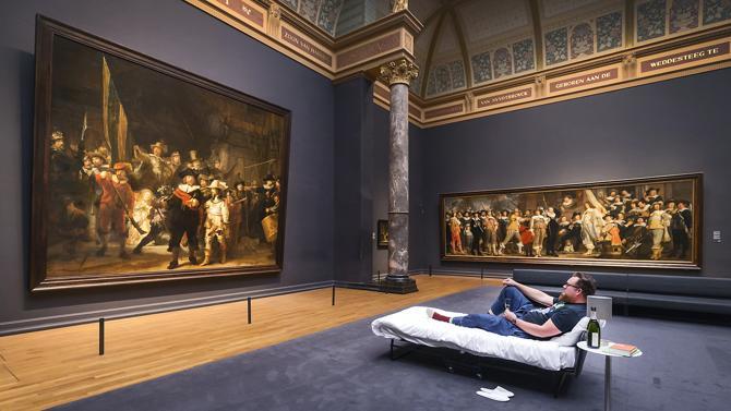 Bea World 2017, primo premio a Xsaga con 'The 10 Millionth Visitor of the Rijksmuseum' per Rijksmuseum: originale evento di celebrazione del successo di pubblico ottenuto dal museo di Amsterdam