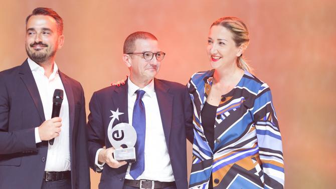 Bea Italia 2017, Merlo vince due ori firmando la 'Festa Nazionale della Vendita Vorwerk Folletto'. All'azienda il bronzo come 'Best Event Company'