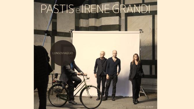 Irene Grandi e i Pastis ospiti al Bea Festival per presentare l'innovativo visual album 'Lungoviaggio' e per parlare di musica, comunicazione, videoarte e storytelling. Acquista il Pass per partecipare