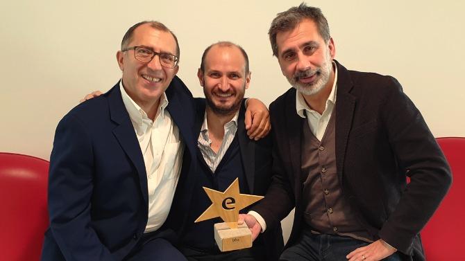 """Bea 2018, i Direttori Creativi dell'Anno sono Mauro Martelli, Piero Durat e Federico Ronco (Next Group): """"Le idee nascono dallo scambio e dalla contaminazione. Ogni nostro evento è il risultato di una triangolazione creativa"""""""